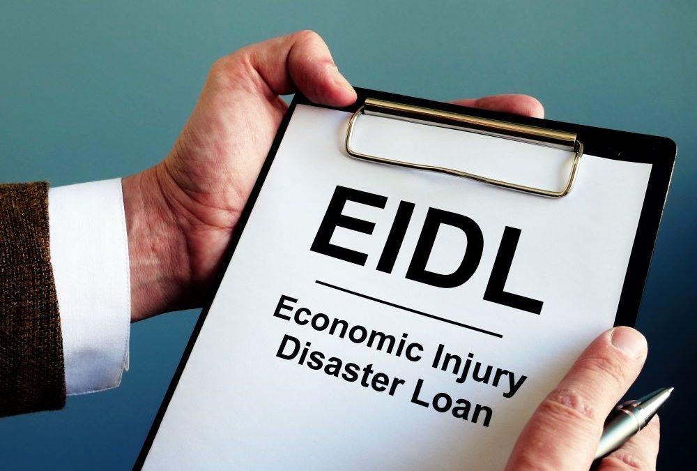 EIDL Advances Available Again
